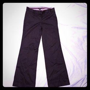 Jcrew city fit pants